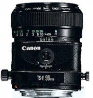image objectif Canon 90 TS-E 90mm f/2.8