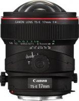 image objectif Canon 17 TS-E 17mm f/4L
