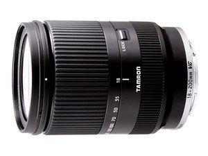 image objectif Tamron 18-200 18-200mm F/3.5-6.3 Di III VC