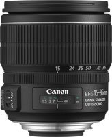 image objectif Canon 15-85 EF-S 15-85mm f/3.5-5.6 IS USM