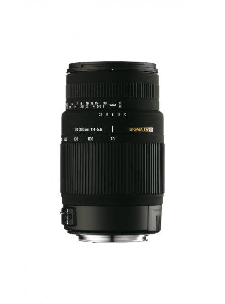 image objectif Sigma 70-300 70-300mm F4-5.6 DG OS