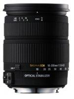 image objectif Sigma 18-200 18-200mm F3.5-6.3 DC OS