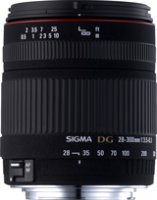 image objectif Sigma 28-300 28-300mm F3.5-6.3 DG MACRO