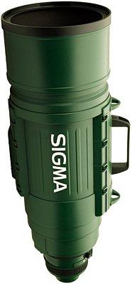 image objectif Sigma 200-500 200-500mm F2.8 APO DG EX