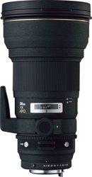 image objectif Sigma 300 300mm F2.8 APO DG EX HSM