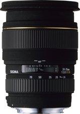 image objectif Sigma 24-70 24-70mm F2.8 DG Macro EX
