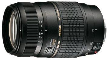 image objectif Tamron 70-300 AF 70-300mm F/4-5.6 Di LD MACRO 1.2 pour pentax