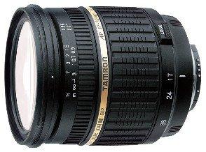 image objectif Tamron 17-50 SP AF 17-50mm F/2.8 XR Di II LD Aspherical IF