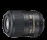 image objectif Nikon 85 AF-S DX Micro NIKKOR 85mm f/3.5G ED VR