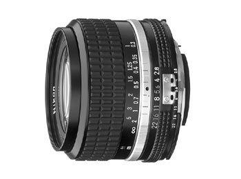 image objectif Nikon 24 24mm f/2.8 Nikkor