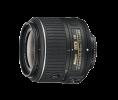 image objectif Nikon 18-55 AF-S DX NIKKOR 18-55mm f/3.5-5.6G VR II compatible Olympus