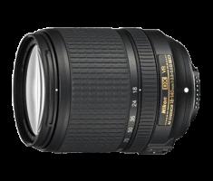 image objectif Nikon AF-S DX NIKKOR 18-140 f/3.5-5.6G ED VR pour Nikon
