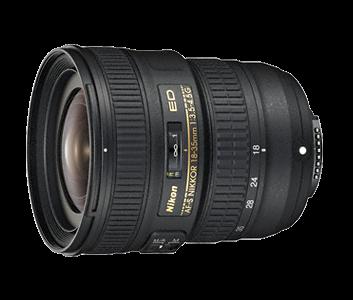image objectif Nikon 18-35 AF-S NIKKOR 18-35mm f/3.5-4.5G ED