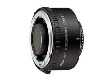 image objectif Nikon AF-S Teleconverter TC-17E II