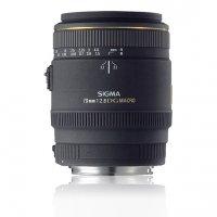 image objectif Sigma 70 MACRO 70mm F2.8 EX DG