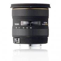 image objectif Sigma 10-20 10-20mm F4-5.6 EX DC//HSM