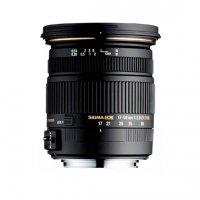 image objectif Sigma 17-50 17-50mm F2.8 EX DC OS* HSM