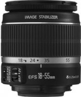 image objectif Canon 18-55 EF-S 18-55mm f/3.5-5.6 IS