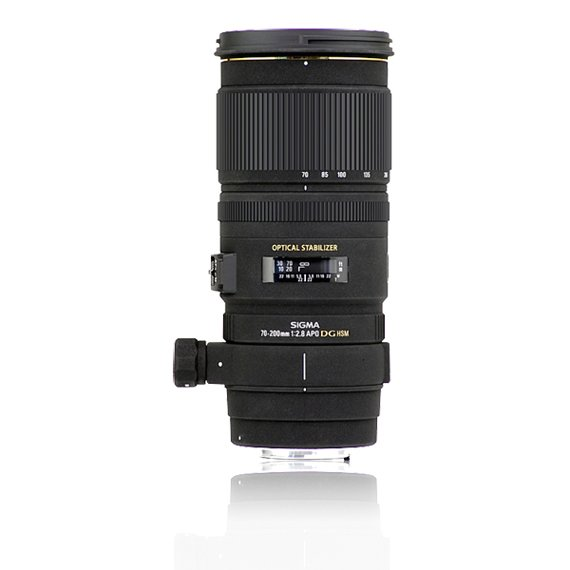 image objectif Sigma 70-200 APO 70-200mm F2.8 EX DG OS HSM