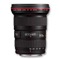 image objectif Canon 16-35 EF 16-35mm f2.8L II USM